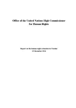 Office of the United Nations High Commissioner