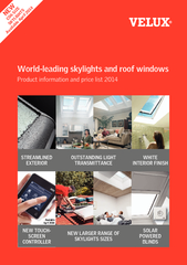 World-leading skylights and roof windowsProduct information and price