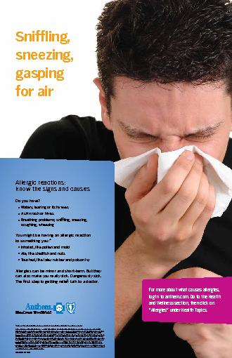 Snifing, sneezing, gasping for air*Asthma and Allergy Foundation of A