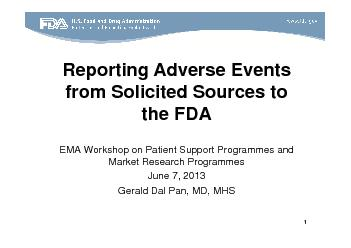 11EMA Workshop on Patient Support Programmes and Market Research Progr