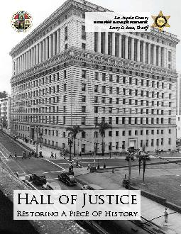 Hall of JusticeRestoring A Piece Of History