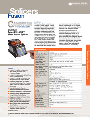 Fusion and Termination Products