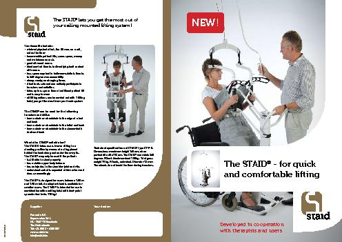 Put on the slingstepstepstepstepHovering transfers, safe and easyPosit PowerPoint PPT Presentation