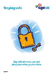 Staying safe Personal security at home and out and about