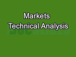 Markets Technical Analysis