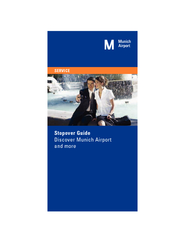 SERVICEStopover GuideDiscover Munich Airport and more
