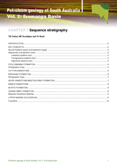 Chapter 7 Sequence Stratigraphy Petroleum geology of South Australia.