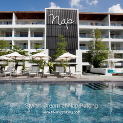 Style and fashion blend seamlessly at Nap Patong. The ultimate HIP  ..