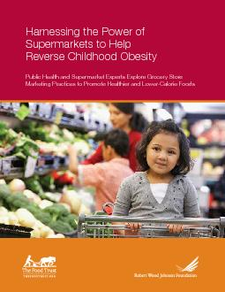 Public Health and Supermarket Experts Explore Grocery Store Marketing