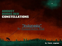 """""""Indonesia"""" PowerPoint PPT Presentation"""