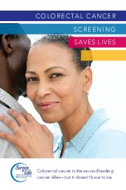 Colorectal Cancer Screening Saves Lives Colorectal cancer is the second leading cancer killer but it doesnt have to be