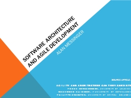 software Architecture PowerPoint PPT Presentation