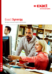 Exact SynergyBringing connected insight to your business