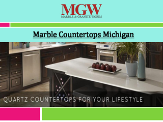 Marble Countertops Michigan
