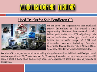 Used Trucks for Sale Pendleton OR