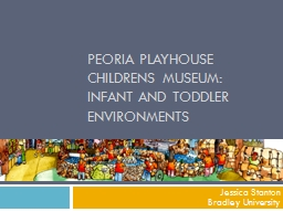 Peoria Playhouse childrens museum: PowerPoint PPT Presentation