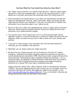 OREGON Advance Directive Planning for Important Health C are Decisions Caring Co PDF document - DocSlides