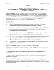 termination.  The provisions of this Part are in addition to the defin