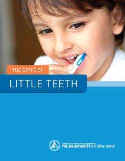 Tooth decay has become epidemic among our youngest children.  rapid fo