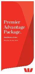 Premier Advantage Package Conditions of Use Effective as at  July  Table of Cont PDF document - DocSlides