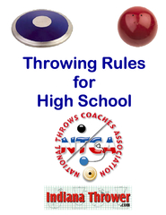 Throwing Rulesfor  High School
