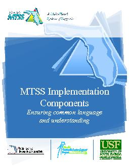 MTSS Implementation