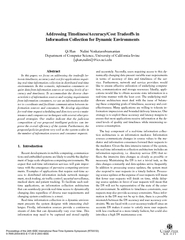 AddressingTimeliness/Accuracy/CostTradeoffsinInformationCollectionforD