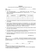 FORM  H REQUEST LETTER FOR ISSUANCE OF DUPLICATE SHARE CERTIFICATE From Date Name Address  email ID of Shareholder Maharashtra Seamless Ltd