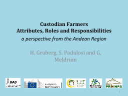 Custodian Farmers