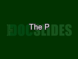 The P