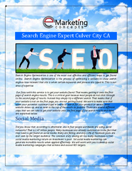 Search Engine Expert Culver City CA
