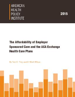 American Health Policy Institute(AHPI) is a nonpartisan think tank, es