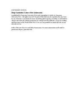 COPYRIGHT NOTICE:  is published by Princeton University Press and copy