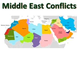 Middle East Conflicts PowerPoint PPT Presentation