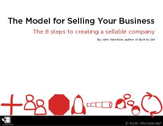 The Model for Selling Your Business