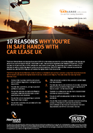 REASONS WHY YOURE IN SAFE HANDS WITH CAR LEASE The British Vehicle Rental and Leasing Association BVRLA is the trade association for companies engaged in the leasing and rental of cars and commercia
