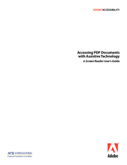 Accessing PDF Documents