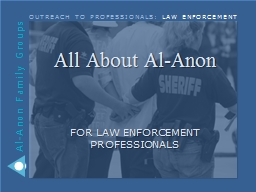 All About Al-Anon