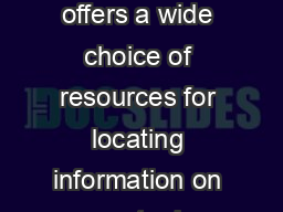 Shake Library offers a wide choice of resources for locating information on any topic PDF document - DocSlides