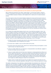 2. The broker is the agent of the insuredIn general, the broker is the