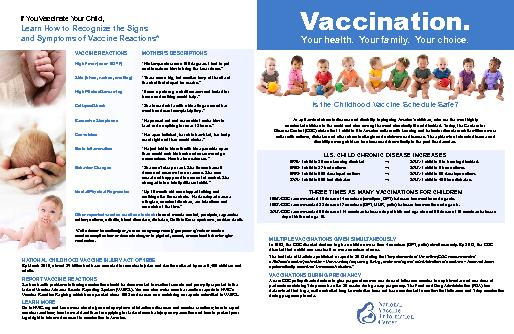 49 DOSES OF 14 VACCINES BEFORE AGE 6?69 DOSES OF 16 VACCINES BY AGE 18