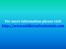 Ft Hood Texas Real Estate PowerPoint PPT Presentation