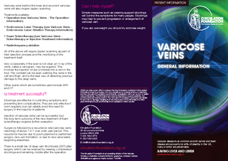 Vascular disease is as common as both cancer and heart many of which a