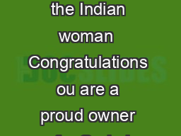 E  E The only kitchen designed for the Indian woman  Congratulations ou are a proud owner of a Godrej Modular Kitchen
