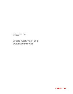 An Oracle White Paper