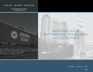 FACILITIES GUIDE THE VENETIAN, THE PALAZZOAND SANDS EXPO PowerPoint PPT Presentation