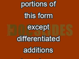 CP  COUNTERPROPOSAL Pa ge of The printed portions of this form except differentiated additions have been approved by the Colorado Real Estate Commission PDF document - DocSlides