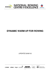 DYNAMIC WARM UP FOR ROWING