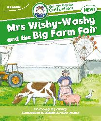 Mrs Wishy-Washy has four rules.1.Look tidy.Smell sweet.