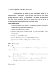 Need for drainage It is generally assumed that in arid region drainage PDF document - DocSlides
